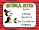 Peanuts Snoopy Reading Genre Posters