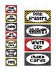 Peanuts Snoopy Teacher Toolbox Labels