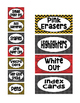 Peanuts Snoopy Teacher Toolbox Labels *Editable!*