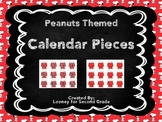 Peanuts Themed Calendar Pieces