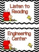Peanuts Themed Classroom Labels and Center Signs