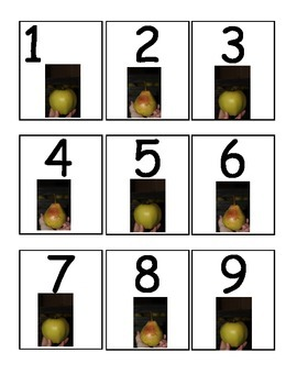 Pear Apple Calender