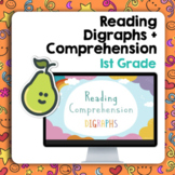 Pear Deck™ 1st Grade Reading Comprehension With Pictures Featuring Digraphs