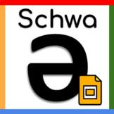 Pear Deck PowerPoint: Schwa
