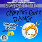 Pear Deck Read-Aloud Lesson: Giraffes Can't Dance