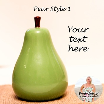 Pear Image Bundle