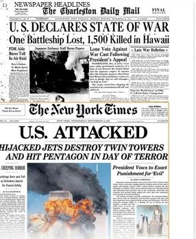 Pearl Harbor, 9/11