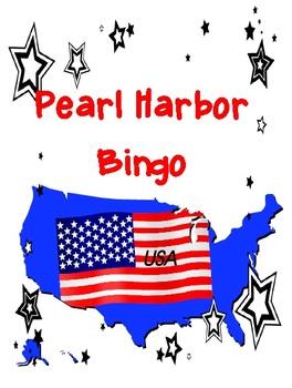 Pearl Harbor Bingo