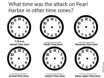 Pearl Harbor Day Activities