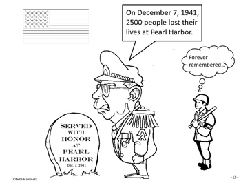Pearl Harbor Day Comic Book