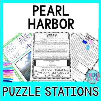 Pearl Harbor Activity Teaching Resources Teachers Pay Teachers