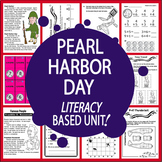 Pearl Harbor Day National Holidays Unit for Primary Grades