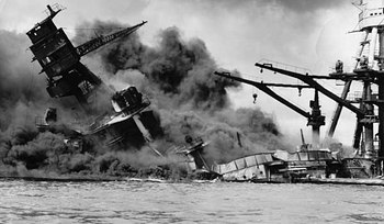 Pearl Harbor -- Minute by Minute