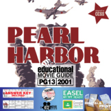 Pearl Harbor Movie Guide | Questions | Worksheet (PG13 - 2001)
