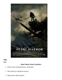 Pearl Harbor Movie Questions