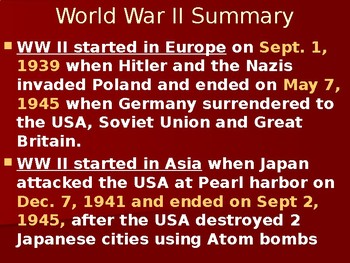 Pearl Harbor Powerpoint