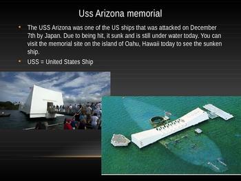 Pearl Harbor Presentation