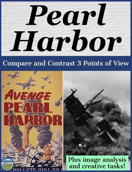 Primary source analysis teaching resources teachers pay teachers pearl harbor primary source analysis compare 3 points of view fandeluxe Gallery