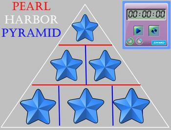 Pearl Harbor Pyramid Game for Mimio