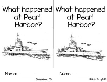 Pearl Harbor Reader Differentiated