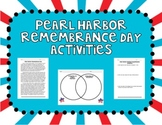 Pearl Harbor Day Activities (December 7)