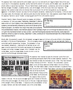 Pearl Harbor Review or Introduction