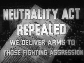 "Pearl Harbor Slideshow: ""We Interrupt this Broadcast"""