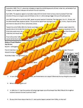 Pearl Harbor Videos, Reading & QR Codes