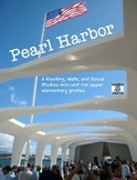 Pearl Harbor mini-unit for reading, math, and more