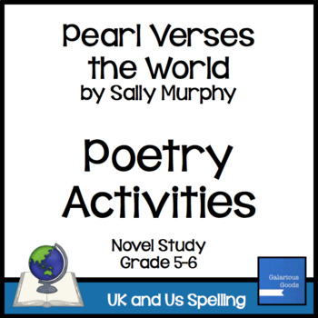 Pearl Verses the World Poetry Activities