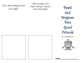 Pearl and Wagner Comprehension Foldable
