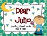 Dear Juno {Reading Street Series Grade 2}