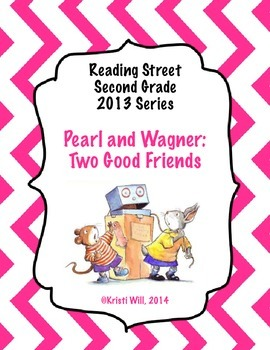 Pearl and Wagner Two Good Friends ZAP