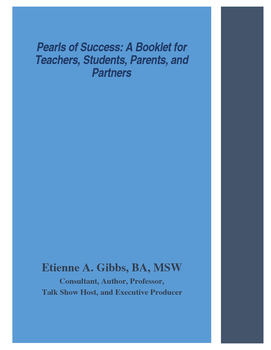 Pearls of Success: A Booklet for Teachers, Students, Parents, and Partners