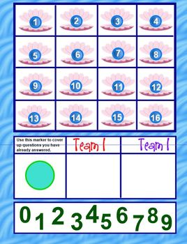 Pearls of Wisdom Mini Lesson and Activity Game with Possessive Nouns