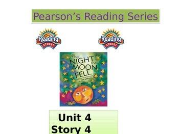 "2nd Grade  story 4.4 ""Night the Moon Fell"""