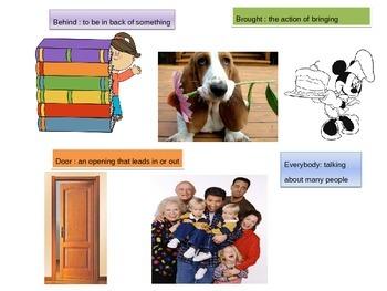 "2nd grade  story 5.5 ""Signmaker's Assistant"" spelling & HF words"
