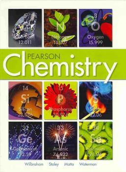 Pearson Chemistry - Year long course