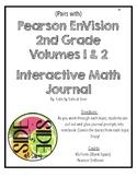Pearson Envision 2nd Grade Math Journal