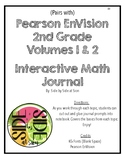 Pearson Envision 2nd Grade Math Journal