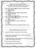 Pearson Interactive Science 2012 4th Grade Lesson Quizzes