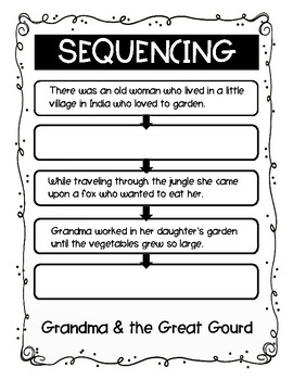 Pearson My View Literacy 3rd grade Unit 1 - Sequencing