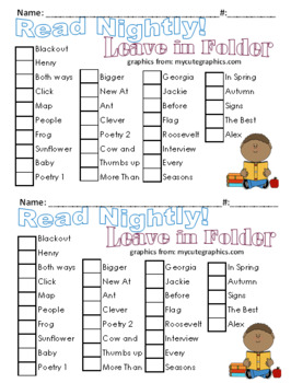 Pearson My View Literacy Vocabulary High Frequency sight word Book