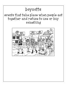 Pearson My World Social Studies Grade 5 Ch. 5 Vocab: The American Revolution