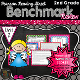 2nd Grade, Pearson Reading Street, Unit 2 Benchmark Review