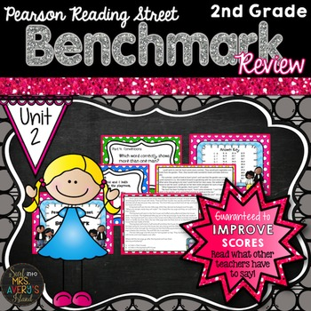 Reading Street:  2nd Grade Unit 2 Benchmark Review