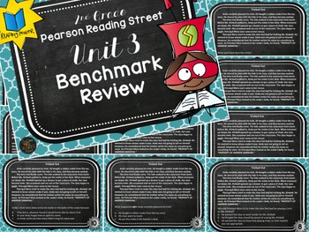 2nd Grade Reading Street Unit 3 Benchmark Assessment Review