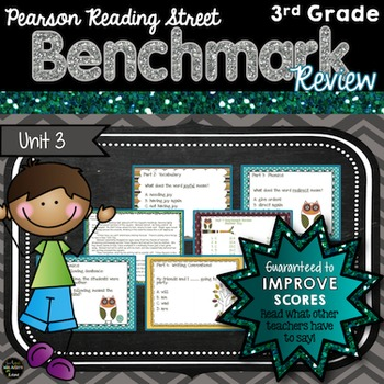 Reading Street Unit 3 Benchmark Review 3rd Grade