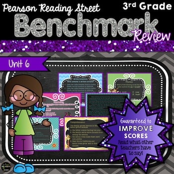3rd Grade Reading Street Unit 6 Benchmark Review