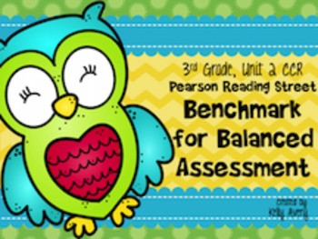 3rd Grade Reading Street Unit 2 Balanced Assessment Review